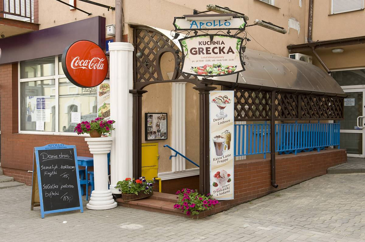 Apollo Kuchnia Grecka Biala Podlaska